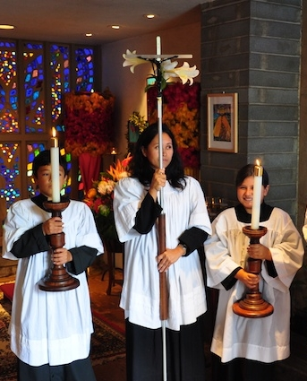 Easter Acolytes