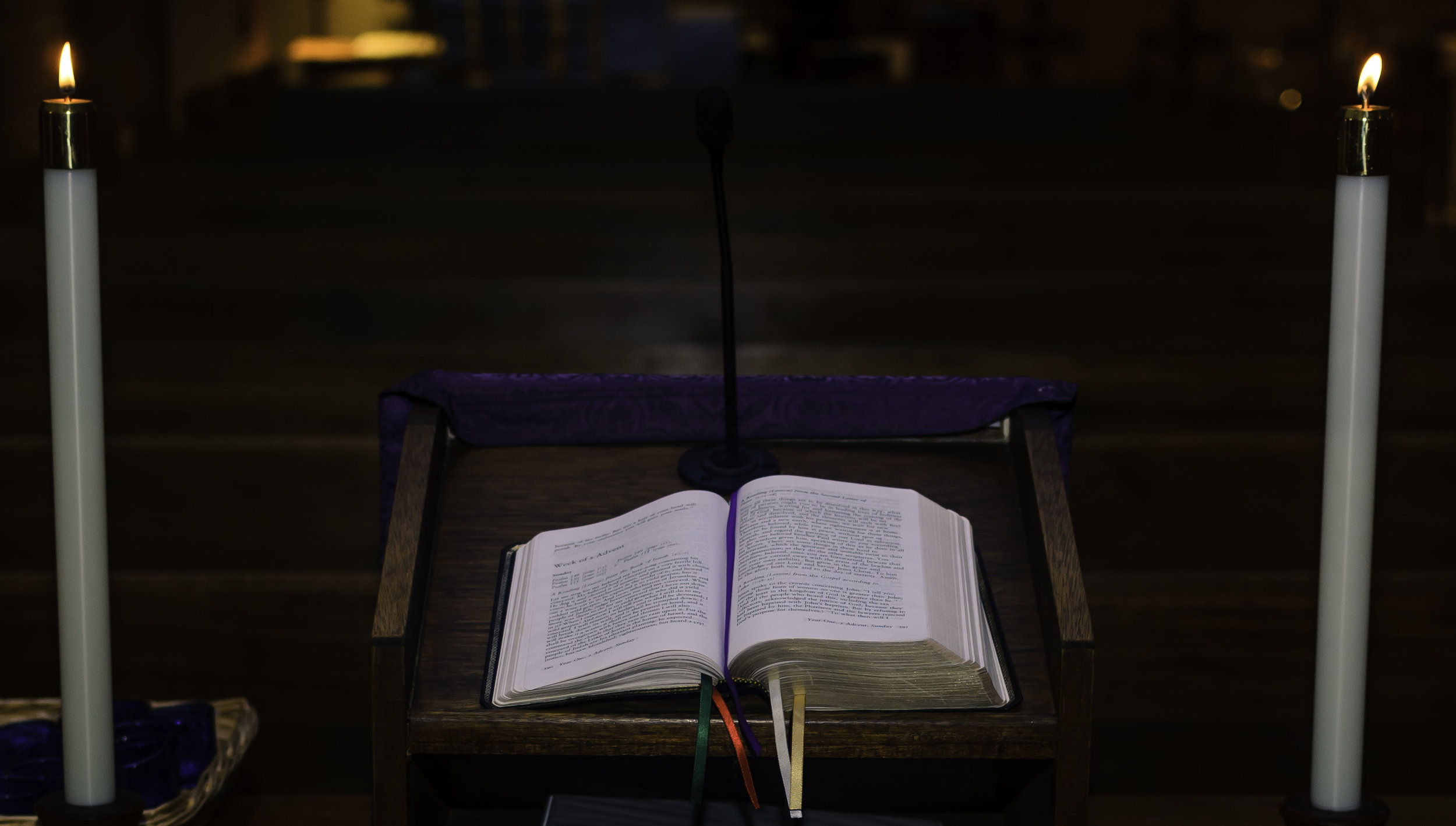 The Daily Office Book of Readings at Evensong