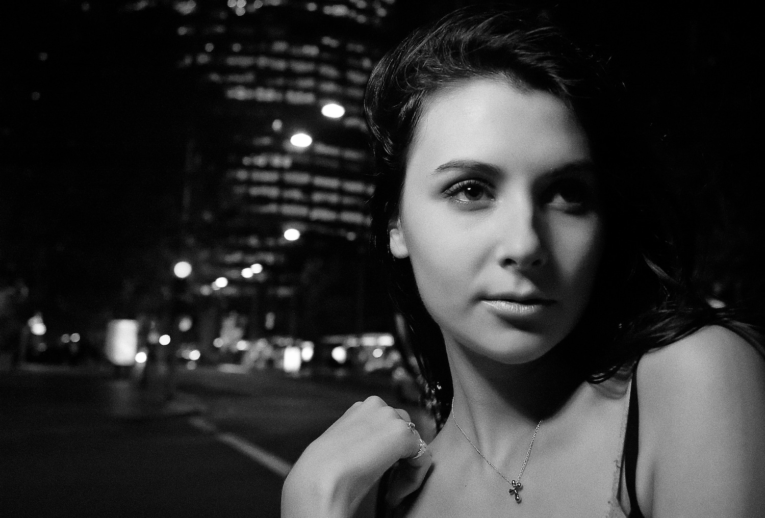 Maree shot in Sydney, Australia for the  People of the Globe  project.  Photo: © Gabriel Ponzanelli.