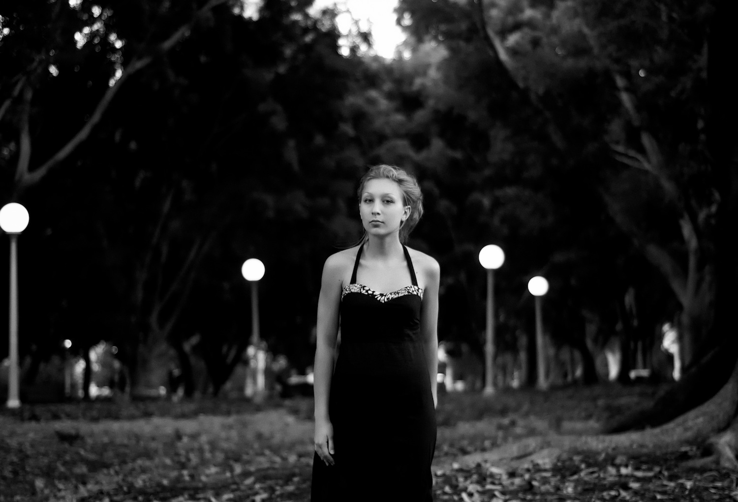Eugenia shot in Sydney, Australia for the  People of the Globe  project.  Photo: © Gabriel Ponzanelli