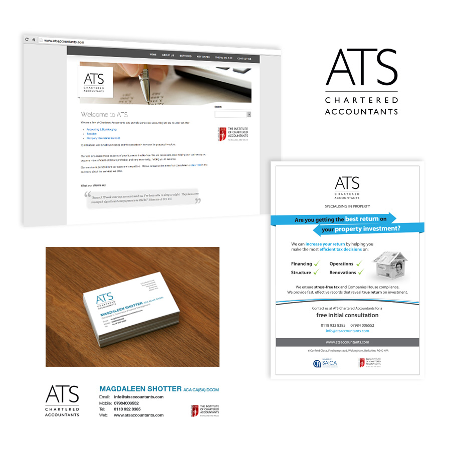 Brand Package - ATS Accountants