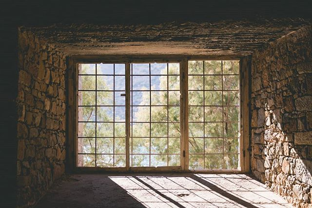 A window on the world.  __________ #window #greece #spinalonga #travelphotography #travel #photography #light @natgeotravel #elounda