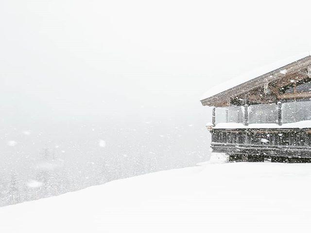 Winter . . . ______________ #ellmau #snow #whitechristmas #mountainlife #skiing #onpiste #white