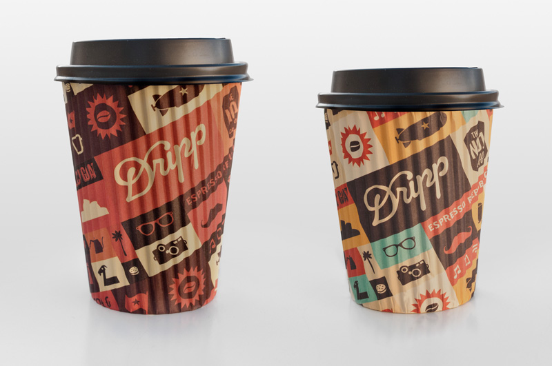 Dripp Coffee Cups