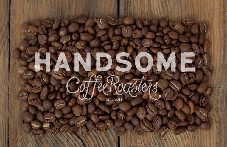 Handsome Coffee Branding