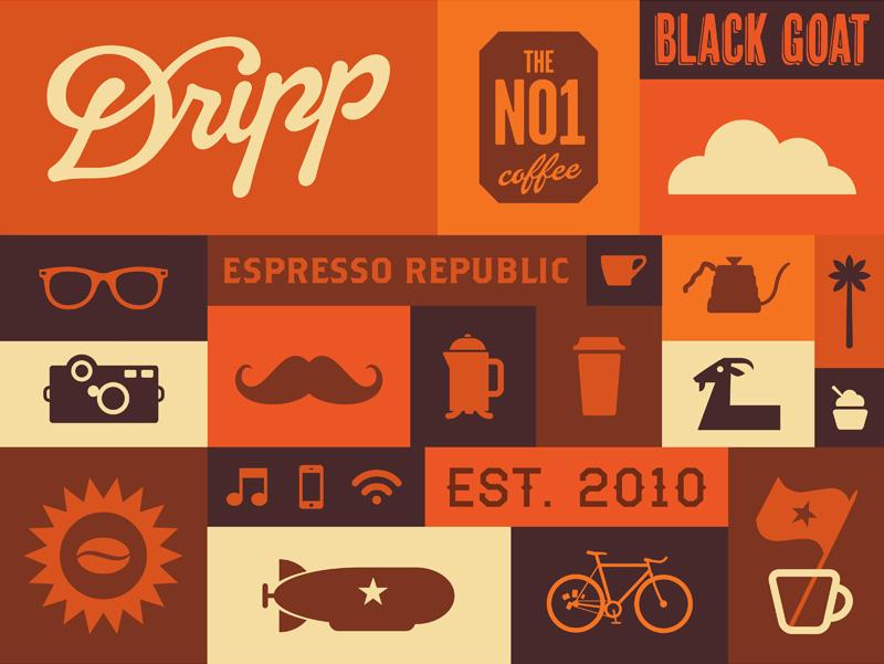 Dripp Coffee Cups