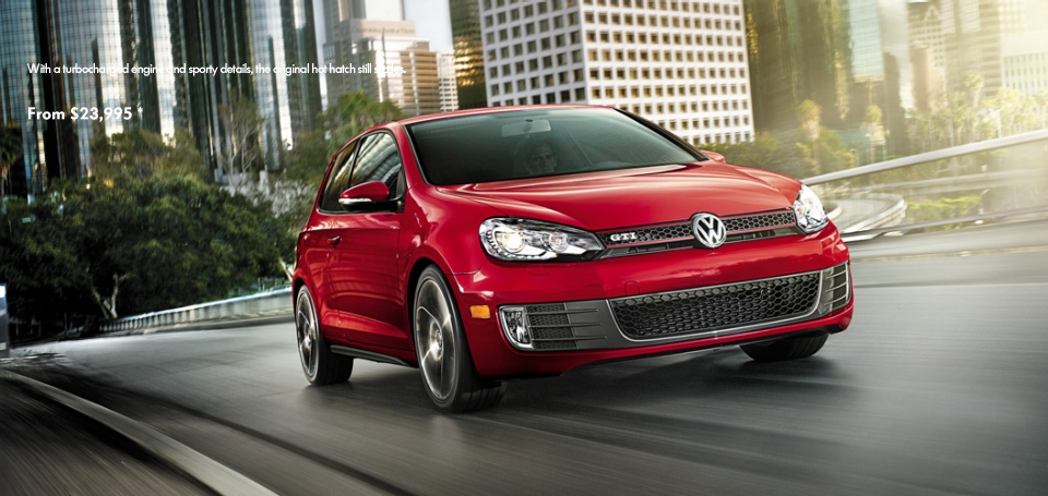 The 2013 GTI
