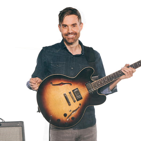 If there's anything you would like more information about, or if you have a question that's not covered in our guide, feel free to ask! Click below to send a message to Ray, the head of our guitar department.