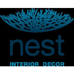 Copy of Nest Interior Decor Logo