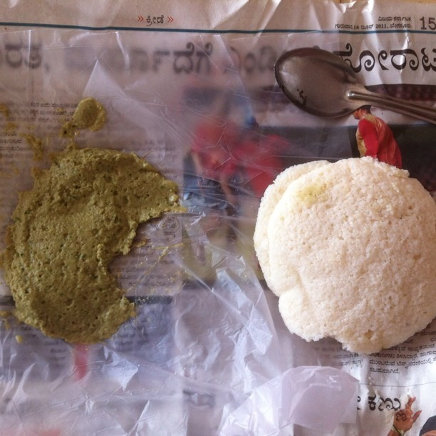 Wikipedia knows a lot more abou these than I do.  Wikipedia:idli