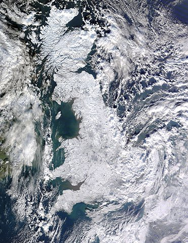 Wow this picture of the UK is fantastic, wish I were back there watching the unfolding traffic chaos from the comfort of the pub with pint in hand.    via  warrenellis.com