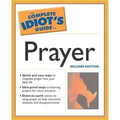 I think the title says it all. You also have to love some of the reviews:       Have reviewed a number of books on prayer and they usually get too complicated and bogged down.     It is hard to believe that there is a complicated way to close your eyes and mumble.    Link