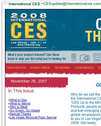 CES - must try harder