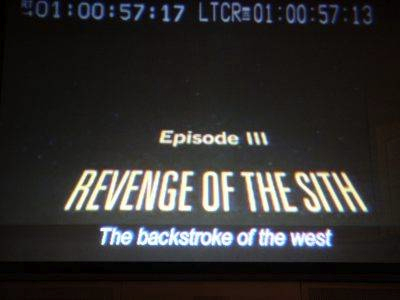 Am oldie but a good one. Some fantastic screenshots of yet more language mangling this time in a pirated chinese version of revenge of the sith       http://www.dynamicdiscord.com/BrianStuff/Episode_3/episode-iii-backstroke-of-west.html