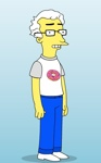 Me in the Simpsons