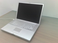 My trusty powerbook has to go to finance my lavish lifestyle. If you are interested in this piece of history feel free to go bid it up over on  ebay . GreenPrint was started on this laptop but ironically doesn't run on it. This was my first apple laptop and there has been no going back. OSX is so much more pleasant to use on a day to day basis, and I couldn't get through the day without  quicksilver  which really should have been built into the OS years ago.