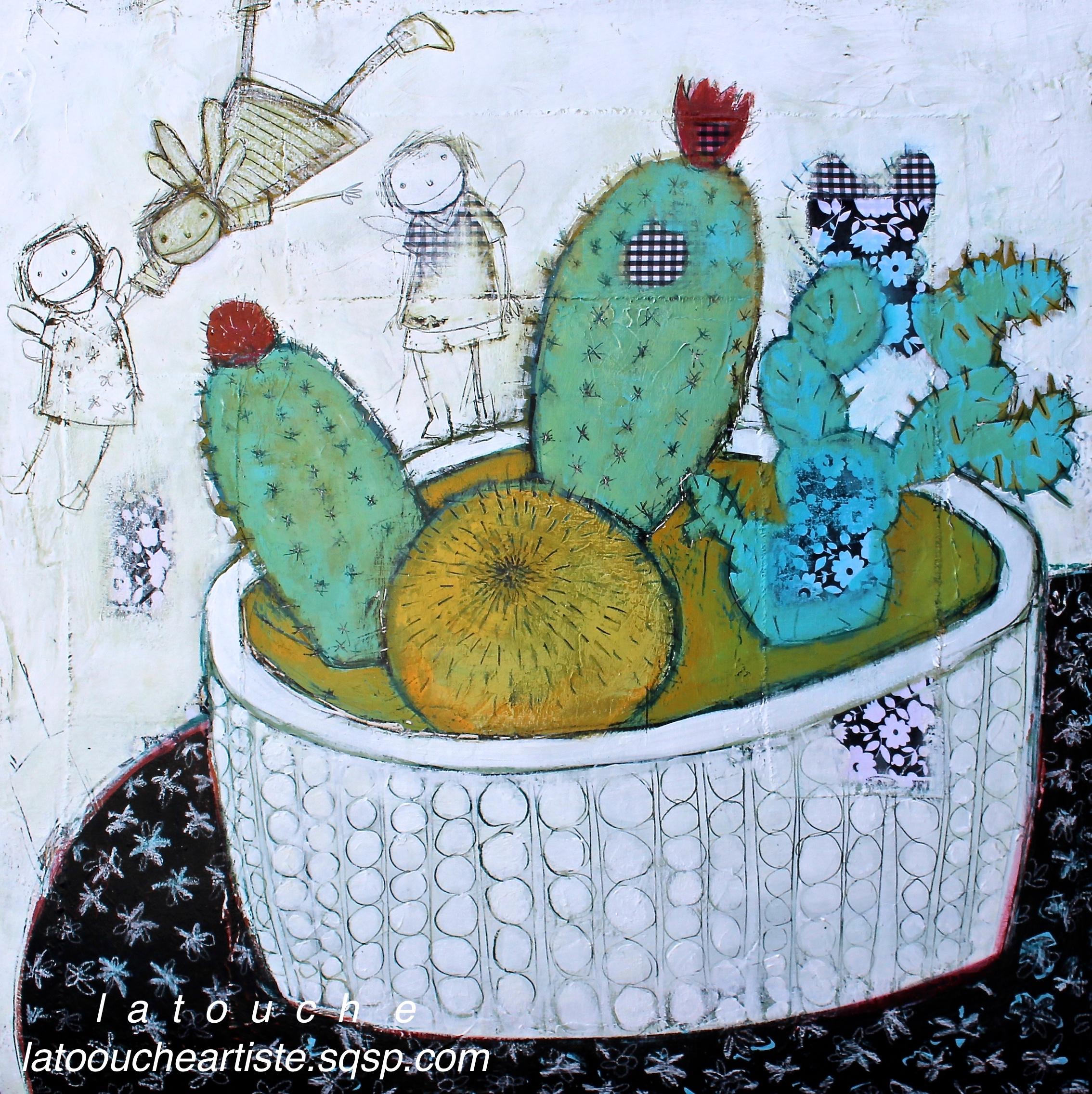 Les cacti