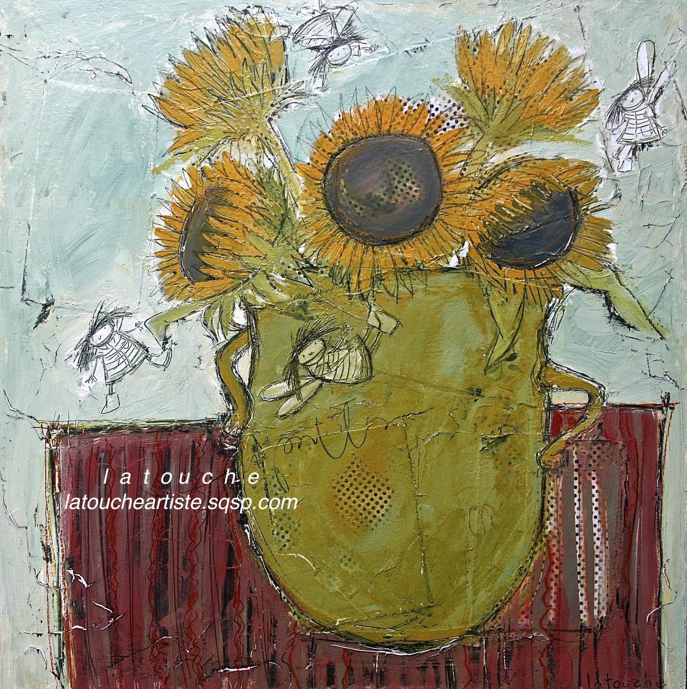 Le Bouquet Soleil