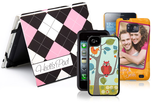 Computer, phone and other gadget cases!