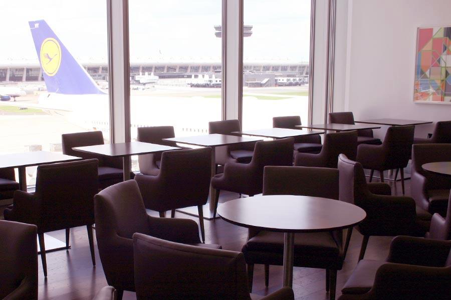 British Airways Terminal | Dullus