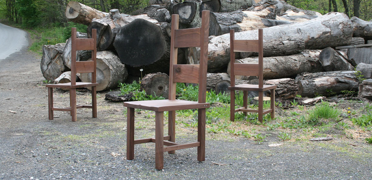 BURNSIDE  CHAIR