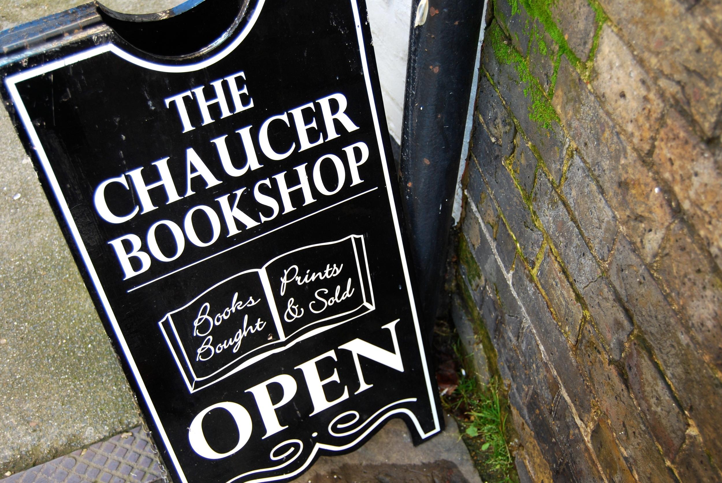 The Chaucer Bookshop.JPG