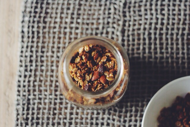 Almond Granola from Eat This Poem