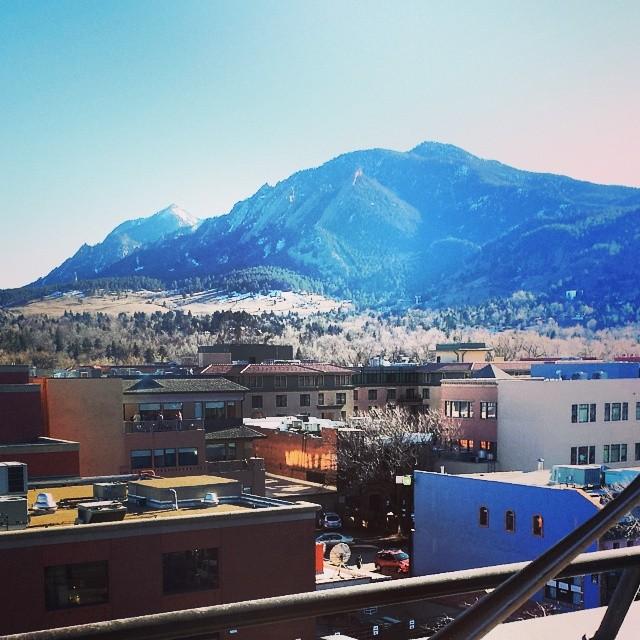 Views of Bolder