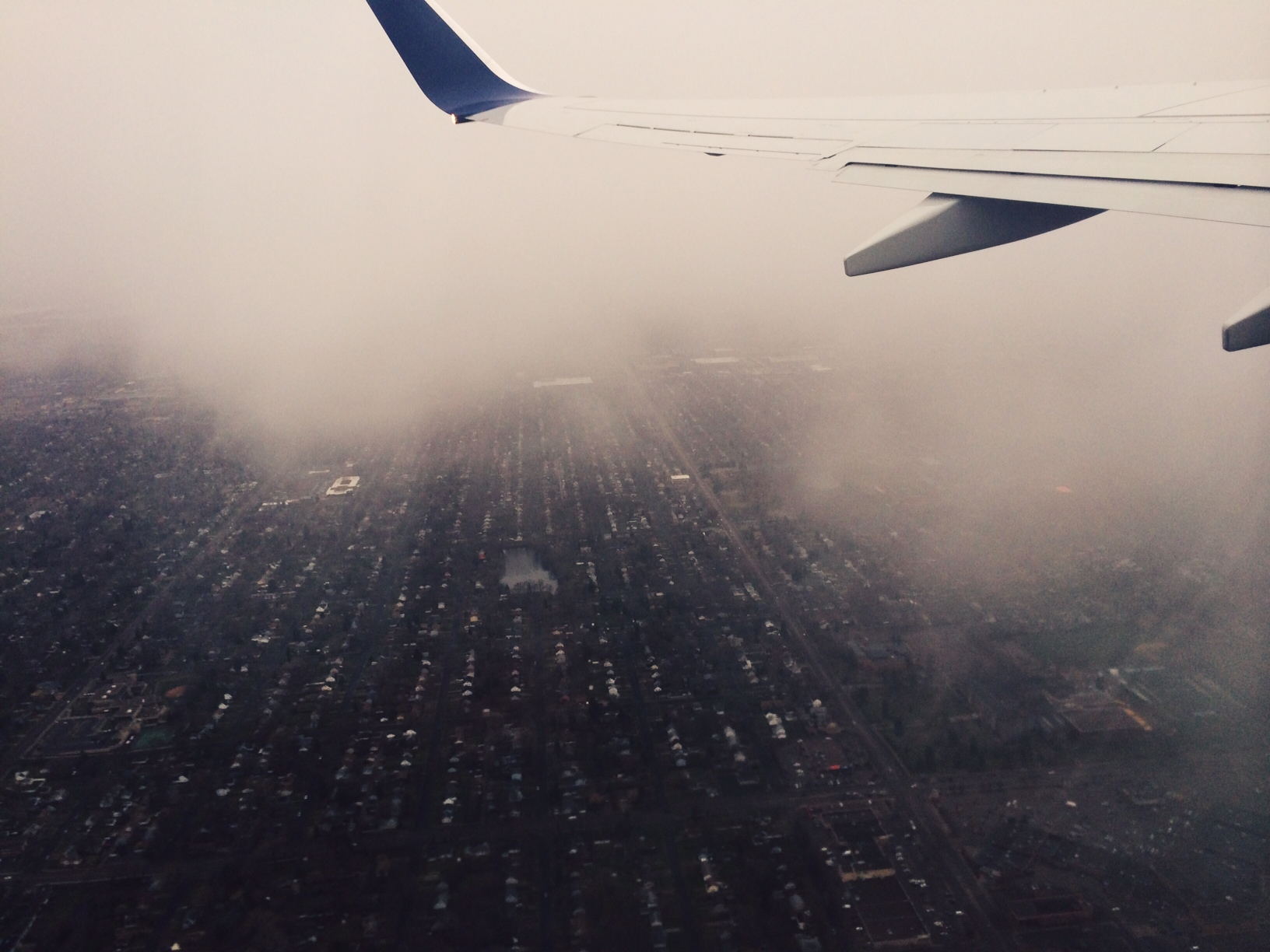 Minneapolis from the air