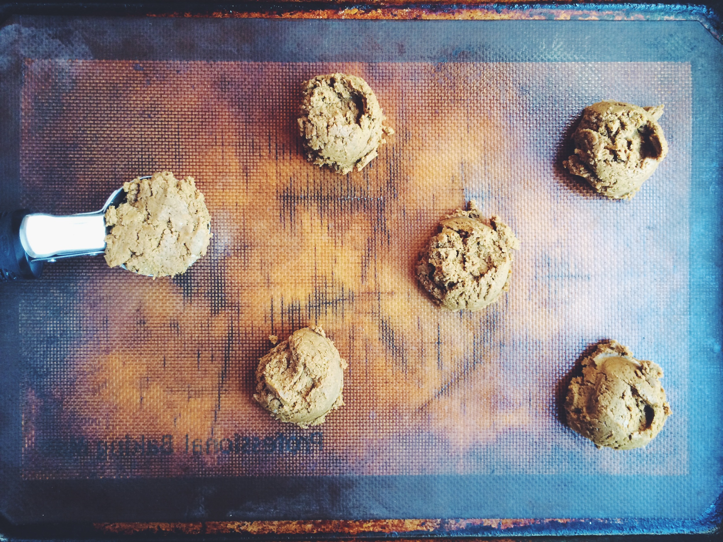 Amy's Ginger Cookies