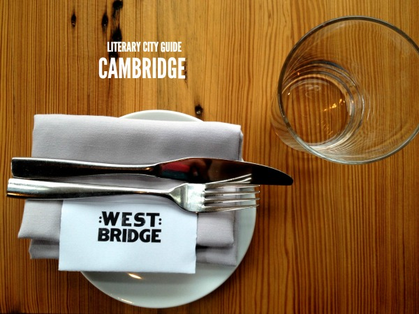 Literary City Guide   Cambridge, MA