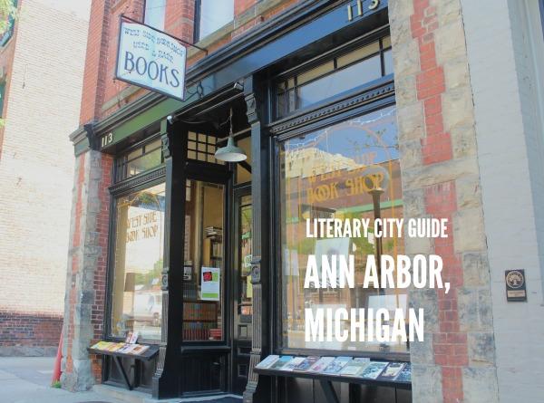 Literary City Guide | Ann Arbor