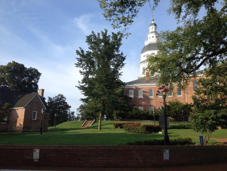 Literary City Guide | Annapolis, MD — Eat This Poem