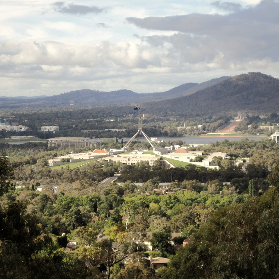 Literary City Guide | Canberra