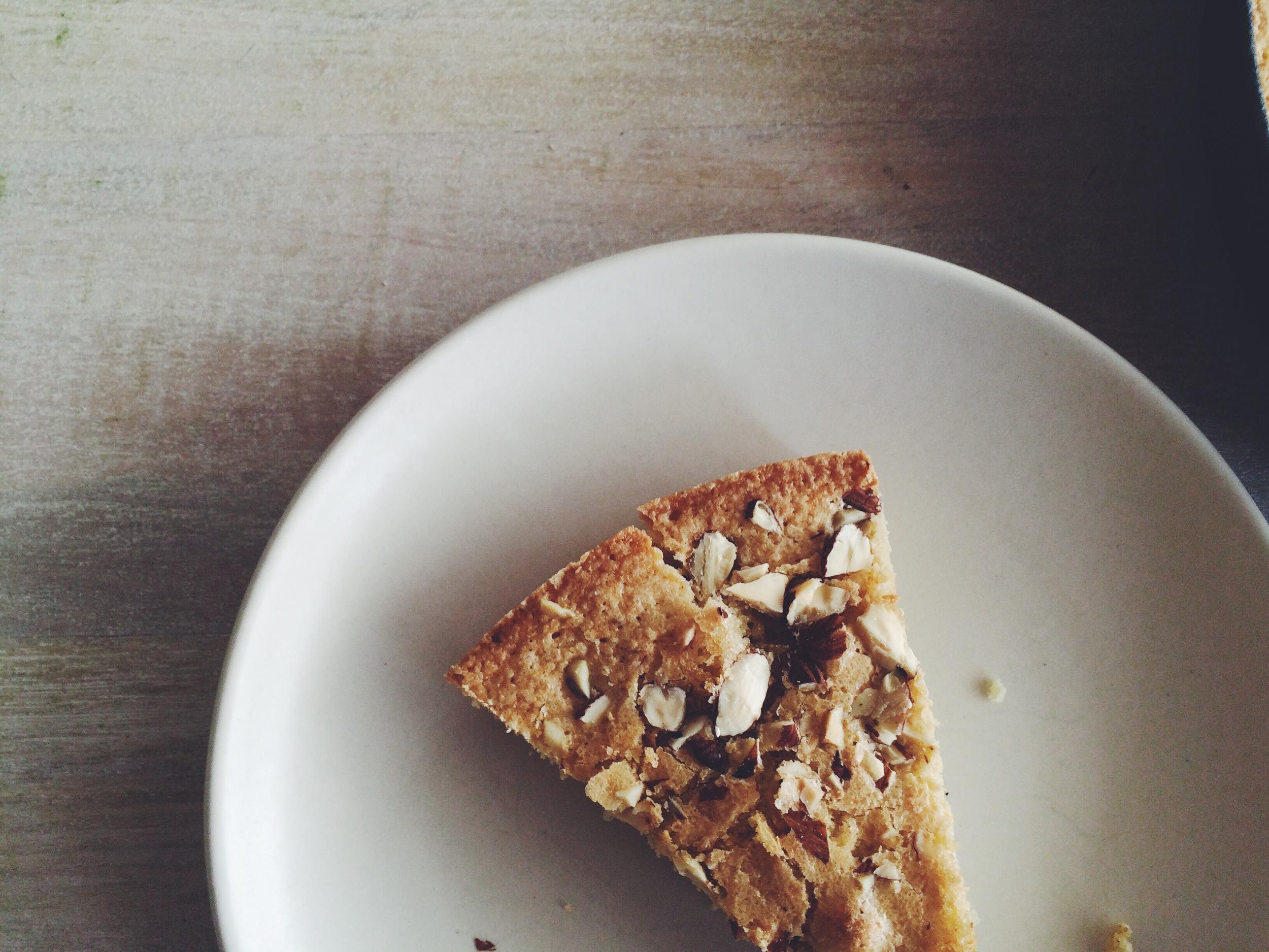 Almond Cake | Eat This Poem