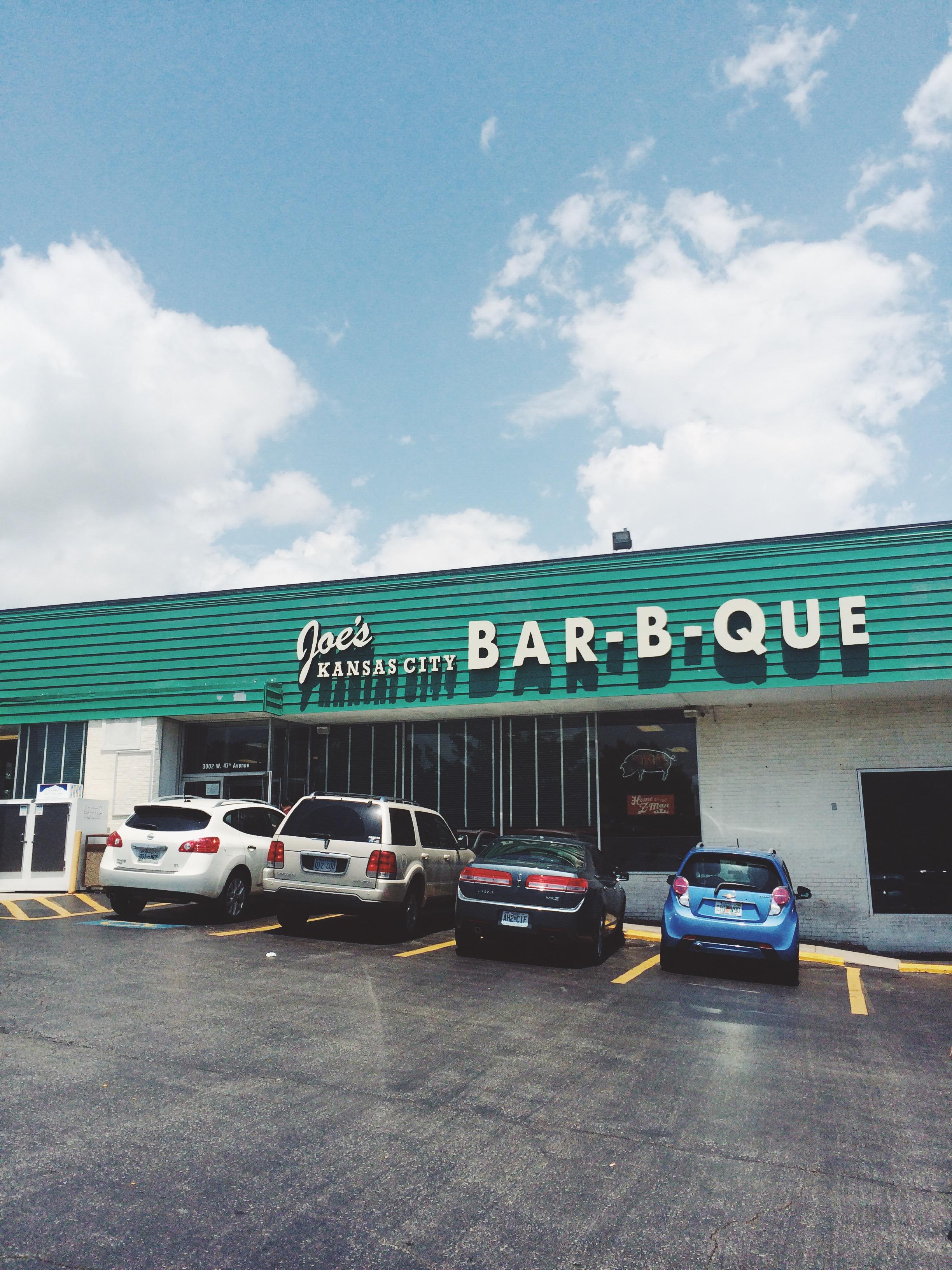 Joe's Bar-B-Que, Kansas City