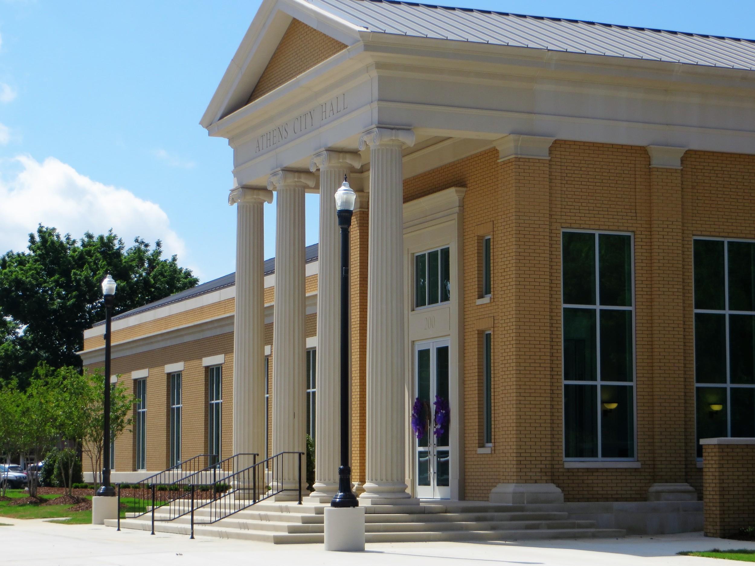 Literary City Guide   Athens, Alabama