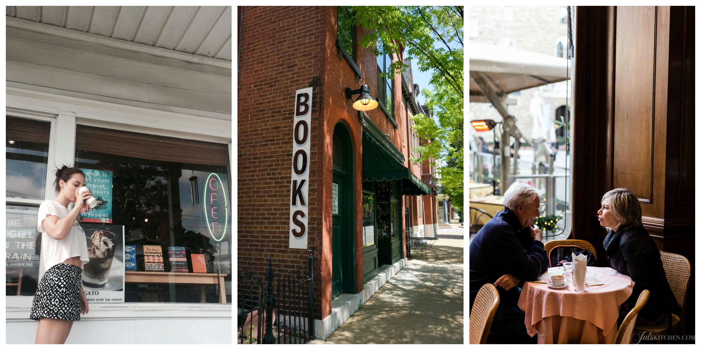 Literary City Guides