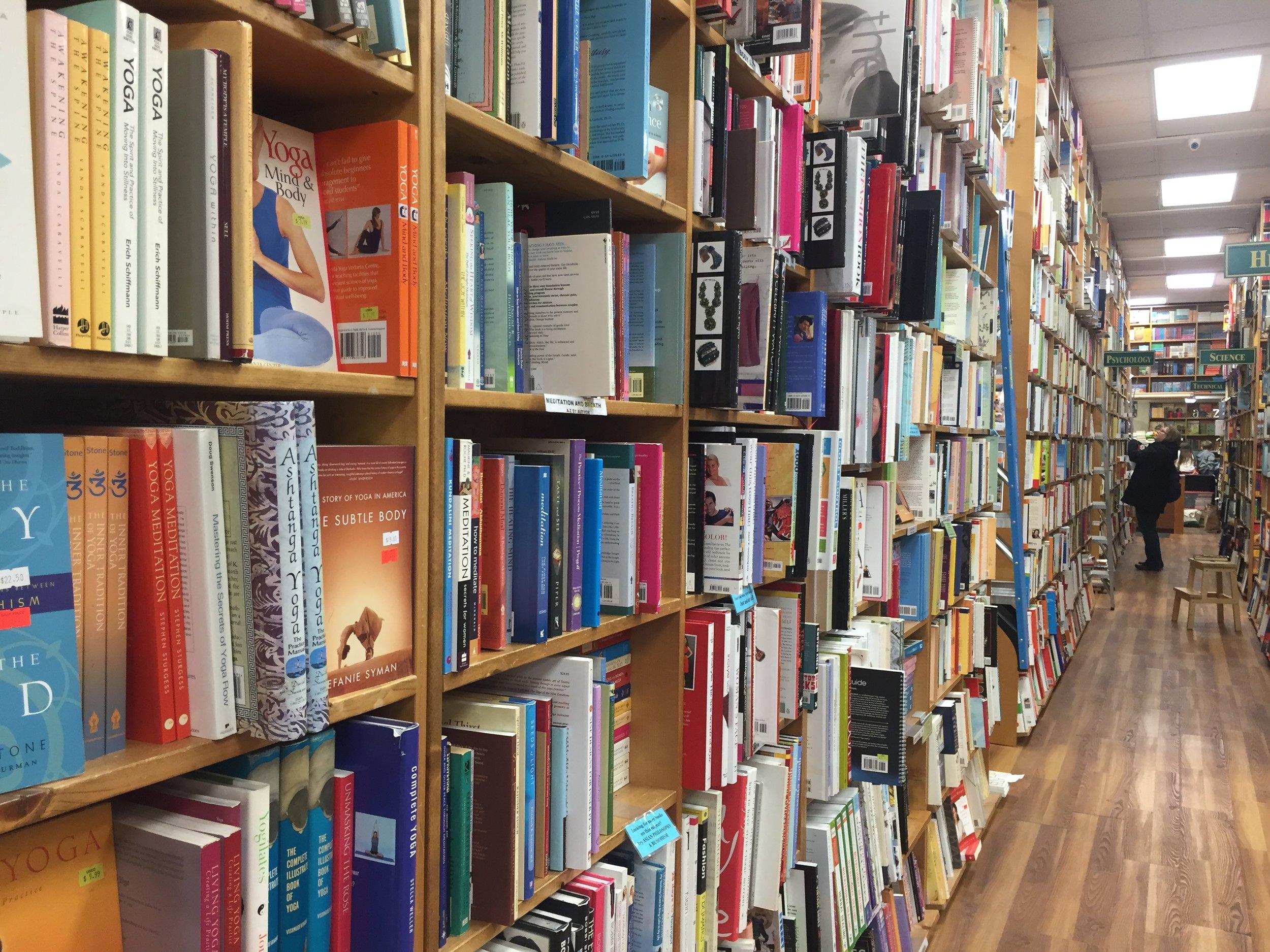 Bookstores 2 - Russel Books.JPG