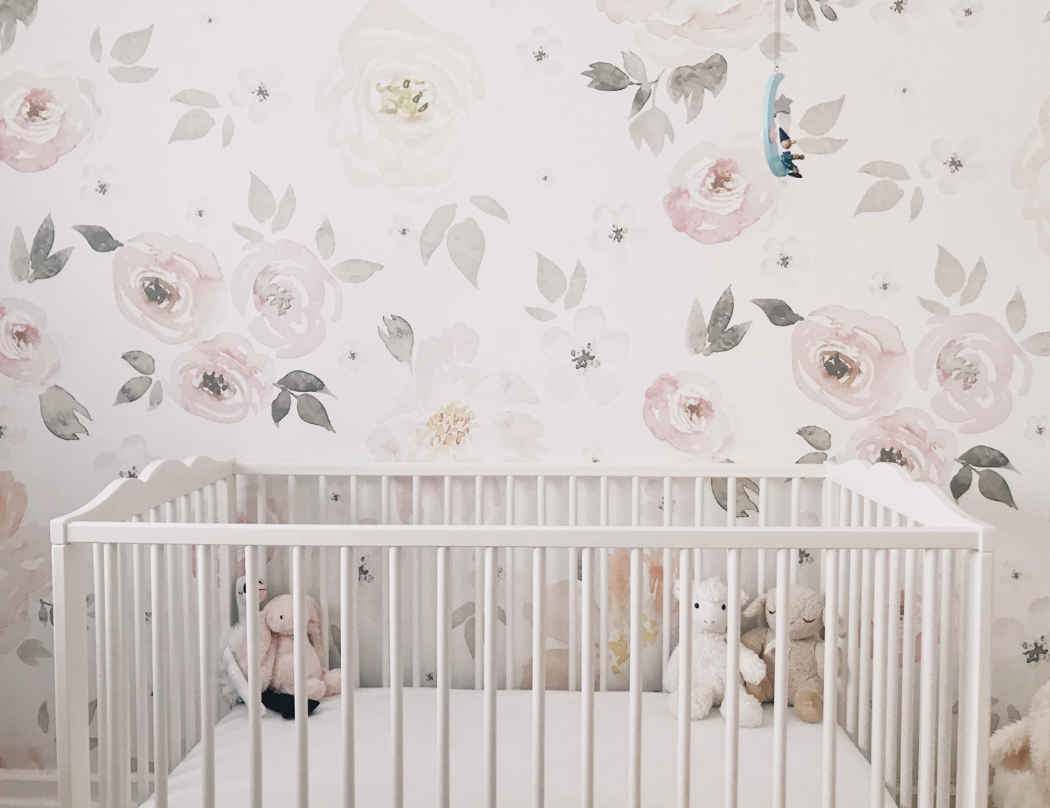Blomma Designs - Little Girl's Nursery - Alaska Wedding and Event Design