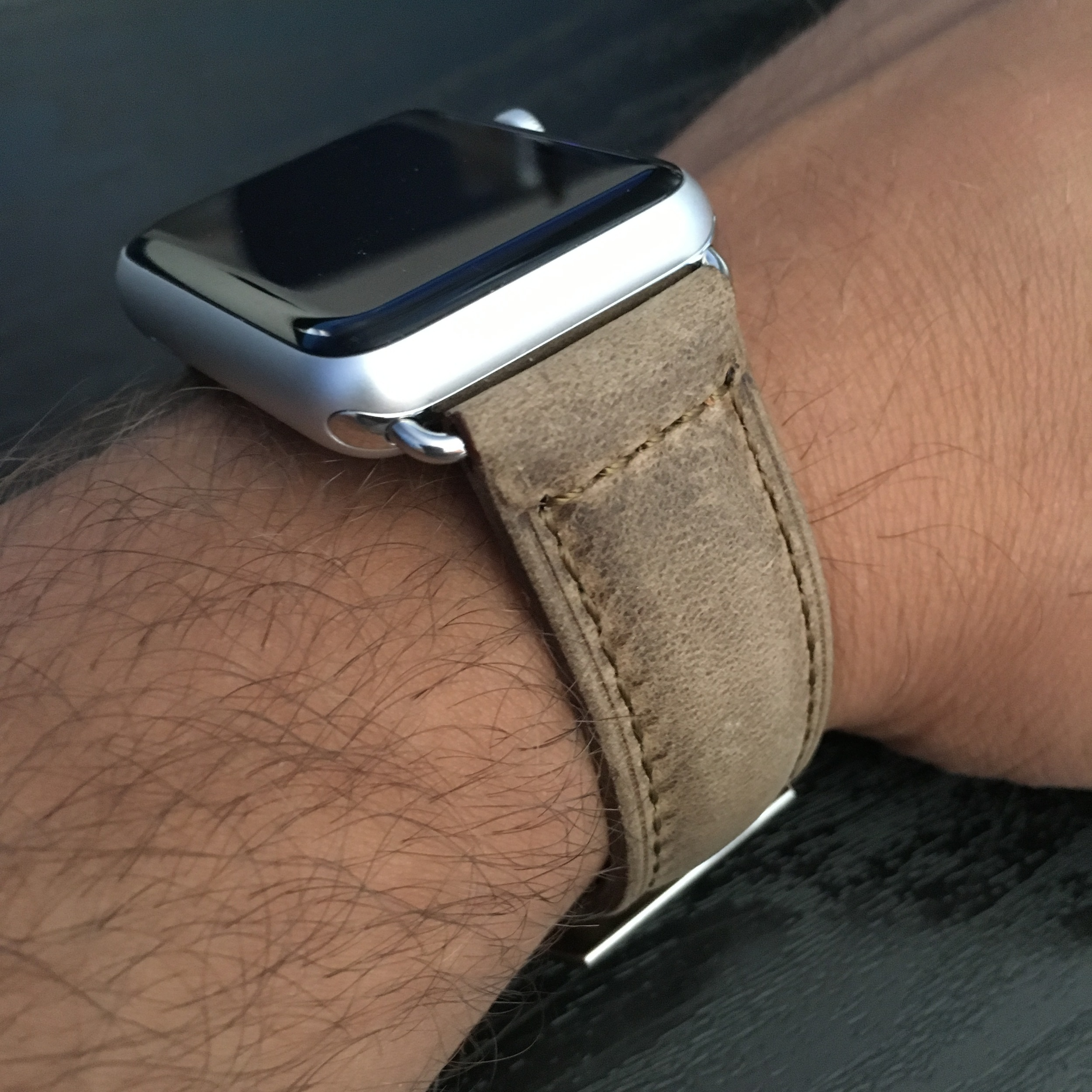 Nomad Leather Band