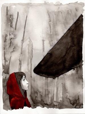 Illustration by Albertine Mermet.