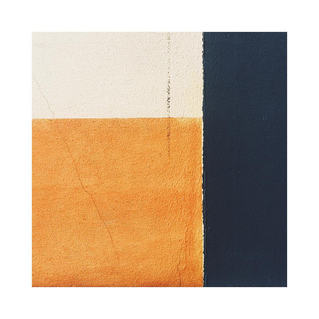 GRID PROJECT - URBAN SHAPES AND FORMS AS A LANGUAGE OF IDEAL SQUARE GRID, SIMPLICITY, MEANING AND COLOR PALETTE.