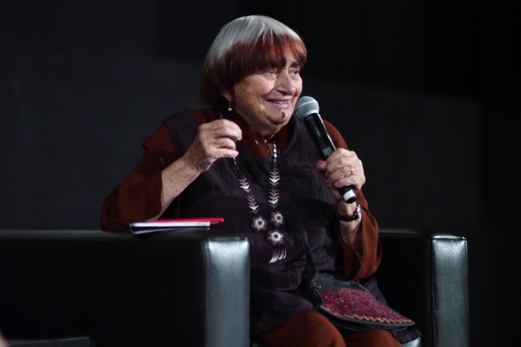 Agnès Varda at AFI Fest - Los Angeles, CA