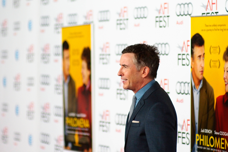 Steve Coogan at AFI Fest - Los Angeles, CA