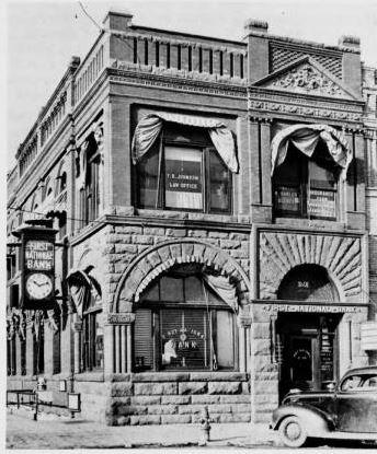 Union Block Hillsboro Centennial of Traill County.JPG