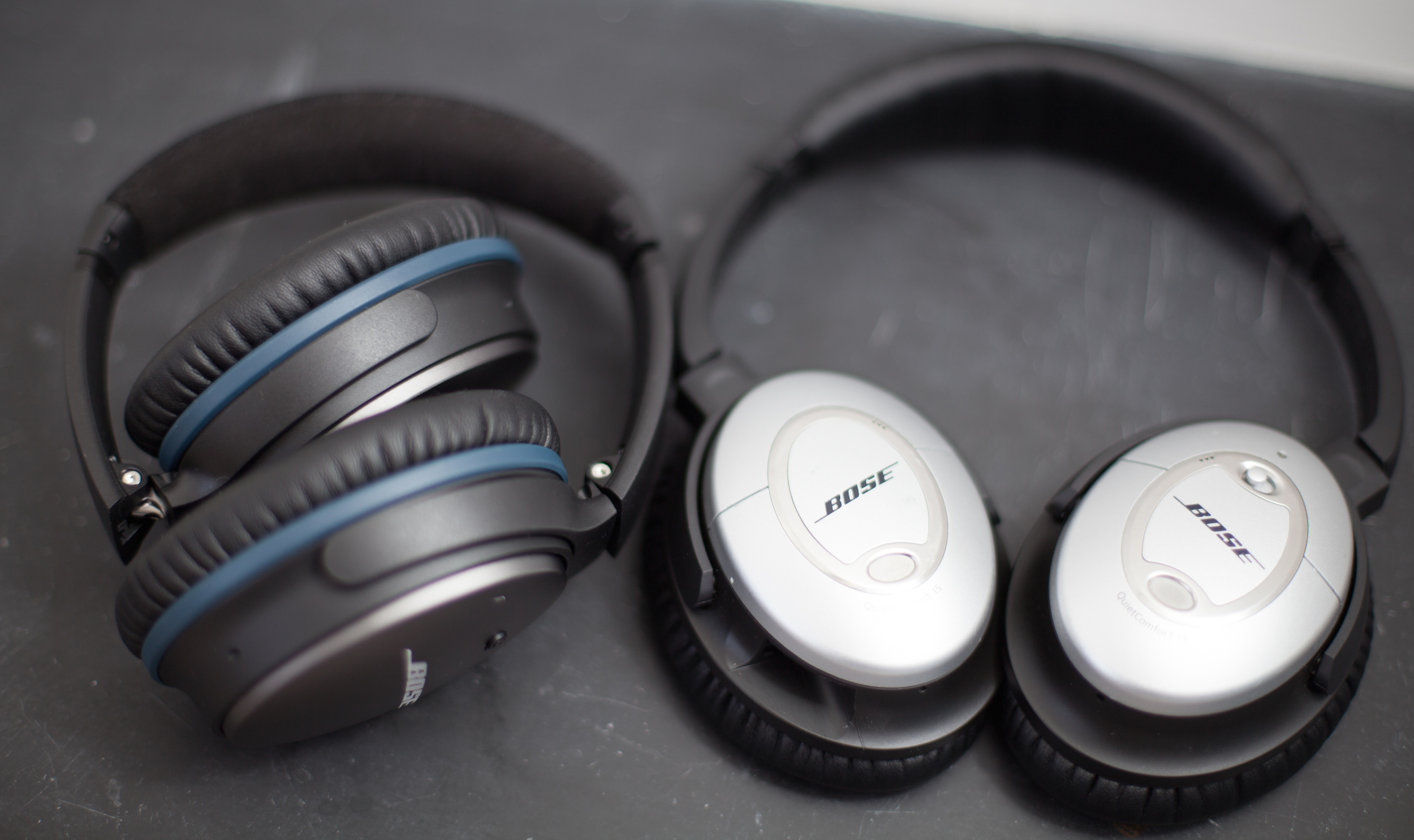 Bose Quiet Comfort 25 Noise-Canceling Headphones Review — CGP Grey