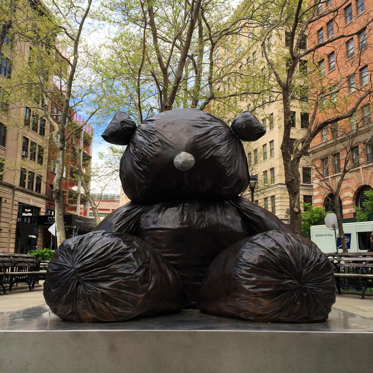 Tribeca sculpture