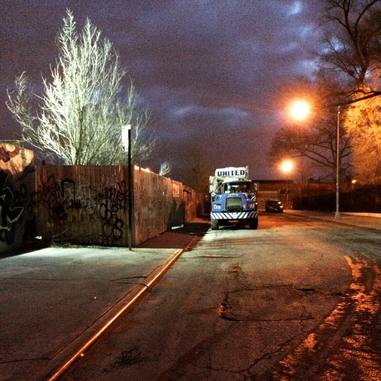 Average Bushwick streetscape