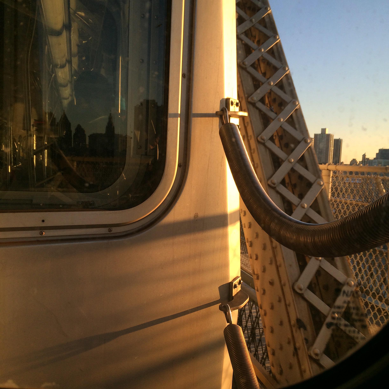 Train to Coney Island